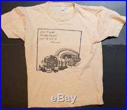 1974 Dillon Stadium Vintage grateful dead t shirt