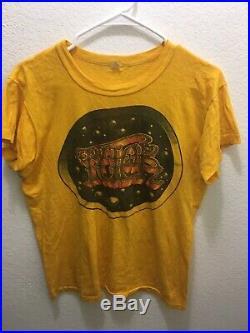 1974 Vintage Grateful Dead ARTIST STANLEY MOUSE shirt L FCK ULTRA RARE