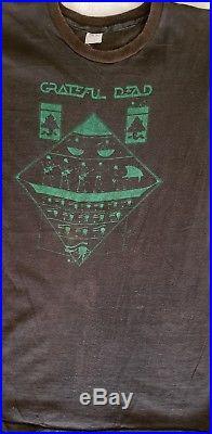 1978 Egyptian themed Vintage grateful dead t shirt