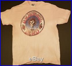1978 Vintage grateful dead t shirt