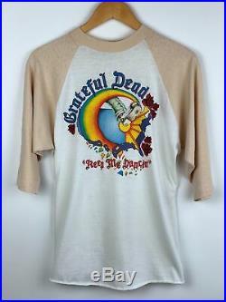 1985 Vintage Grateful Dead T Shirt