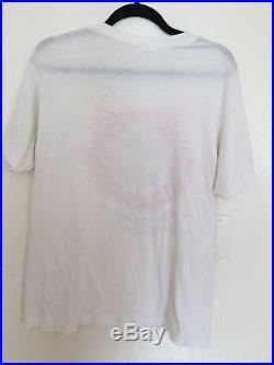 1986 Grateful Dead Jerry Jasper Vintage T shirt Original Authentic Deadhead