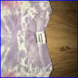 1988 Grateful Dead Tour Shirt New York City Mikio Rare Old Size L Fits Like S/M