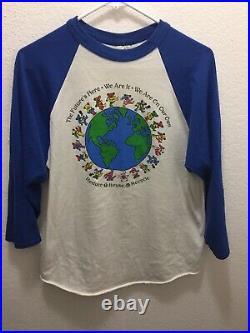 1992 Grateful Dead Shirt M/L Vintage Reduce/Reuse/Recycle RARE GDM