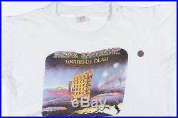 70s Vintage 1974 Grateful Dead Mars Hotel Rock B. V. D. Tag T Shirt M