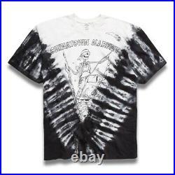 Chinatown Market Grateful Dead UV Tie Dye T-Shirt! XL Brand New In Hand