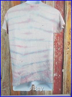 Grateful Dead 1980 Vintage T-Shirt Medium Skeletons