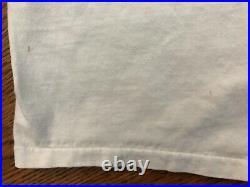 Grateful Dead 1989 Built to Last Vintage Single Stitch Tee Shirt