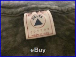 Grateful Dead 1995 Gdm Standing On The Moon XL Shirt Vg Rare Clean Vintage Htf