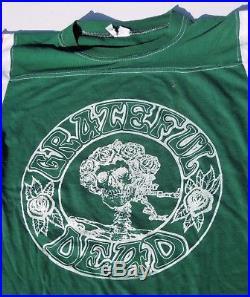 Grateful Dead Concert Shirt 4-22-79 Spartan Stadium Brent Mydland 1st Show RARE