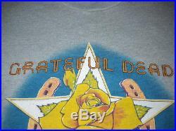 Grateful Dead Manor Downs Sept. 13,1983 Stanley Mouse Concert T-shirt-new-m-rare