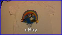 Grateful Dead Mouse 1972 1st Print Europe 72 Shirt M Nmint Rare Stain Vtg Htf