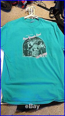 Grateful Dead New Year's Eve 1987-1988 Bill Graham Presents T Shirt XL