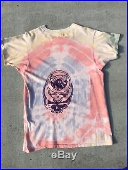 Grateful Dead On the Rocks Tie-Dye T-Shirt
