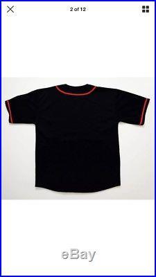 Grateful Dead Shirt Baseball Jersey Steal Your Face Button Up Shoulder Patch