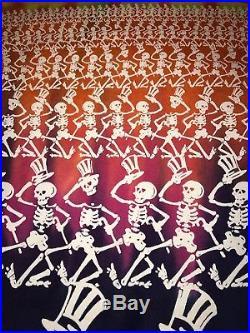Grateful Dead Shirt RARE/VINTAGE 92' Brockum Collection LIQUID BLUE Large