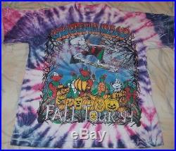Fall Tour Dead Autumn Flannel XL