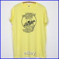 Grateful Dead Shirt Vintage tshirt 1977 Raceway Rock Jerry Garcia Rock N Roll
