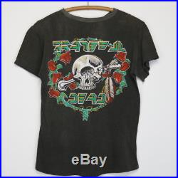 Grateful Dead Shirt Vintage tshirt 1978 Concert Jerry Garcia Psychedelic Rock