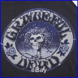 Grateful Dead Shirt Vintage tshirt 1979 Jerry Garcia Psychedelic Rock Band LSD