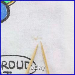 Grateful Dead Shirt Vintage tshirt 1990s Bart Simpson Deadhead Psychedelic Rock
