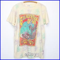 Grateful Dead Shirt Vintage tshirt 1991 Tour Jerry Garcia Psychedelic Rock Band