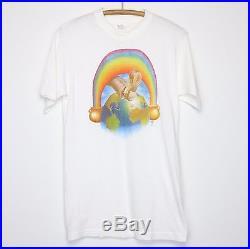 Grateful Dead Shirt Vintage tshirt Europe 1972 Jerry Garcia Bob Weir Psychedelic