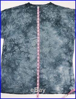 Grateful Dead VINTAGE 1994 Skull Roses Tie-Dye Band Concert Tee T-Shirt Large XL