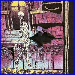Grateful Dead Vintage Black T-Shirt Rare