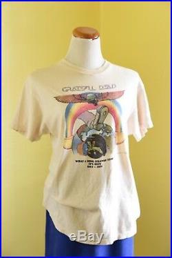 Grateful Dead What A Long Strange Trip It's Been, Concert t-Shirt, 1965-1979