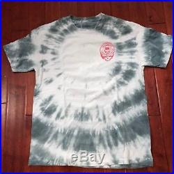 Grateful Dead X Wonders of Black Flag tie dye t shirt size L supreme nas