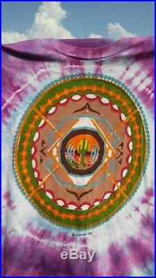 Grateful Dead parking lot Vintage T shirt 1979 Ed Donohue REAL see details