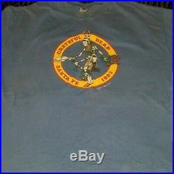 Grateful Dead shirt LOT 2XL some XL- Santa Fe 1983 jerry garcia phish RARE mint