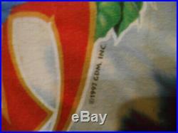 Liquid Blue 1997 Grateful Dead China Rider tie dye t shirt Size L Large RARE
