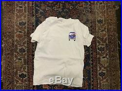 Lot 3 Grateful Dead jerry garcia shirt tie dye all over Vtg 80s 90s Sz L & XL