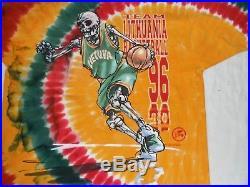 NEW Vintage 1992 Grateful Dead Lithuania Barcelona Olympic Basketball Shirt XL