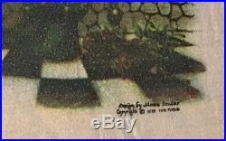 ORIGINAL GRATEFUL DEAD 1973 Vintage Concert Shirt JESTER Kelly Mouse MEMORYLEN