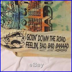 Online Ceramics Grateful Dead and Company John Mayer Summer Tour 2017 Shirt MED