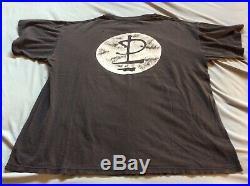 Pink Floyd original vintage Division Bell t shirt 90s brockum Grateful Dead
