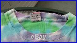 Rare! Vintage Jerry Garcia Band 1990 Hawaiian Tour Large T-shirt Grateful Dead