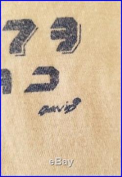 Super Rare 1979 Egyptian Grateful Dead T-shirt