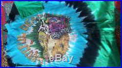 Ultra Rare grateful dead shirt 1995 GDM vintage XL Highgate 1995 Jerry Garcia