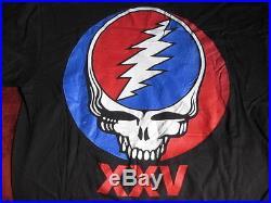 Very Rare Vintage 1990 Grateful Dead T Shirt Brockum Oldstock Unused Brand New