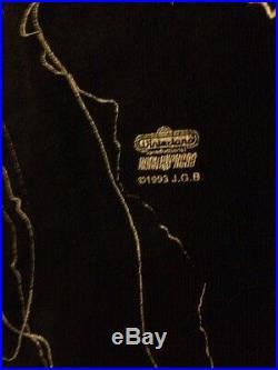 VTG 1993 JERRY GARCIA Band Winterland Concert Shirt Phish Grateful Dead Company