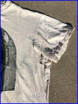 VTG 70s GRATEFUL DEAD Blues for Allah Tour Hanes Tee Shirt