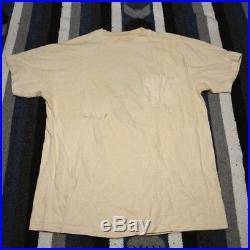 Vintage 1970s GRATEFUL DEAD Blues For Allah Shirt Size Large Deadhead
