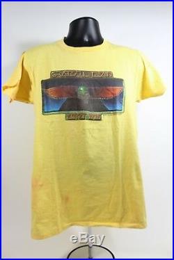 Vintage 1978 GRATEFUL DEAD Rocking The Cradle Egypt Shirt Size XL Deadhead