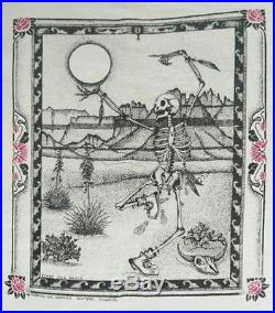 Vintage 1987 Grateful Dead Shirt Telluride Jack Rajca Morning Sun Graphics