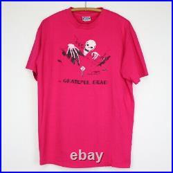 Vintage 1987 Grateful Dead Telluride Colorado Tour Shirt