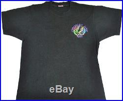Vintage 1990 berlin Grateful Dead Jerry Garcia American Beauty Shirt large NEW